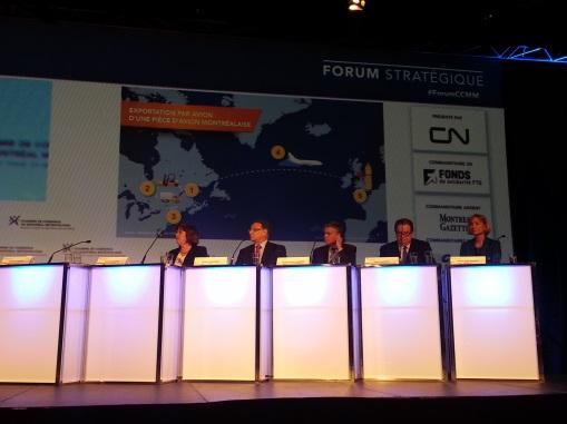 Forum stratégique sur les transports et la logistique