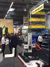 Participation de CargoM au Salon Logistique d'Anvers